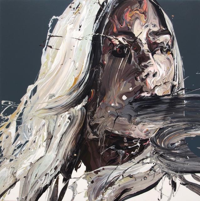, 'Transcription 53 (She),' 2018, Joseph Nease Gallery