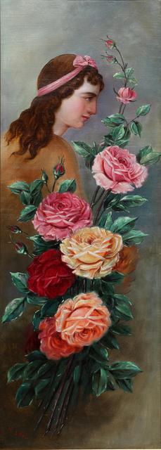 , 'Untitled, (Seasons),' ca. 1920, Gallery One