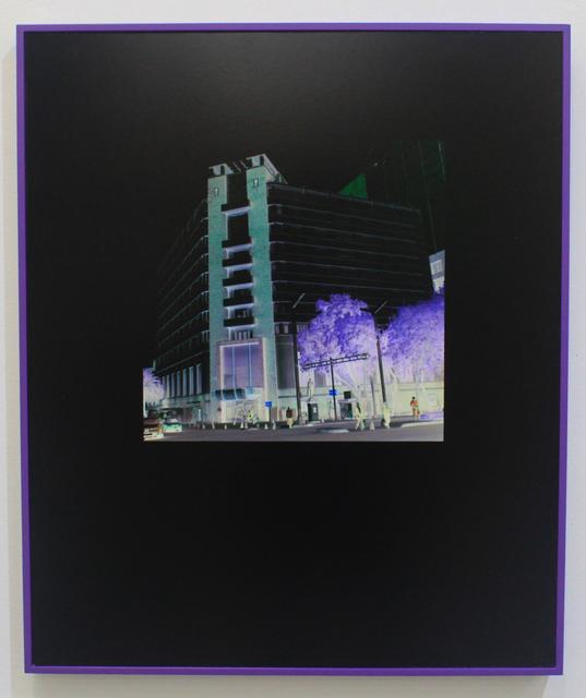 , 'El Hotel Reforma de1936,' 2013-2016, Instituto de Visión