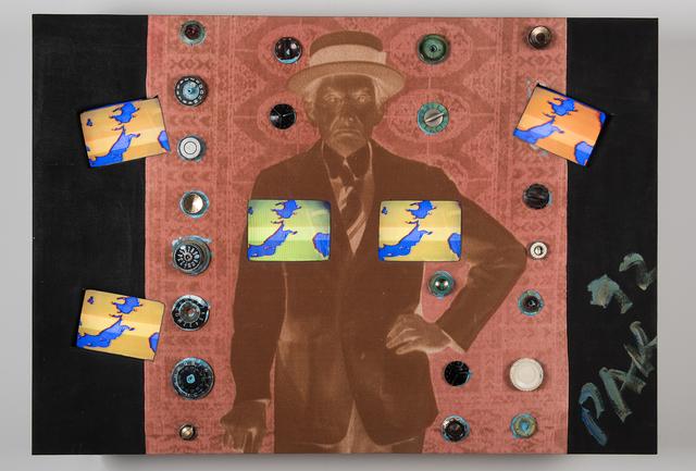 , 'Maciunas Painting #2,' 1992, Arario Gallery