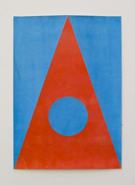 , 'Negativ-Retro,' 2013, Ani Molnár Gallery