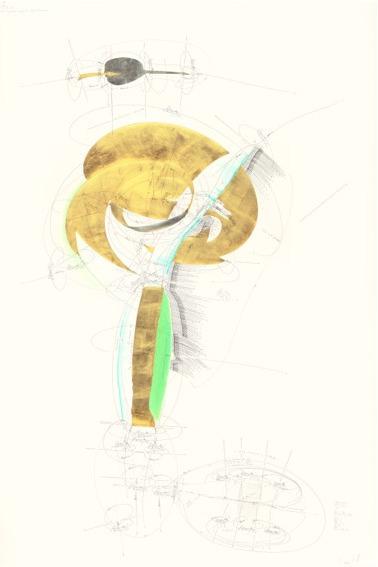 , 'Niklas Luhmann - Selektionshorizont,' 2013, Michael Fuchs Galerie