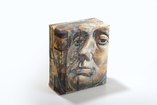 , 'The cube 2,' 2013, Galeria Kalo