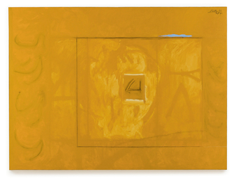 Robert Motherwell, 'The Great Wall of China No. 5,' 1971-1984, Sotheby's: Contemporary Art Day Auction