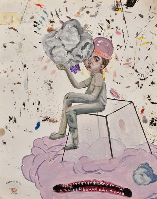 Carolina Muñoz, 'Accidentada', 2019, Isabel Croxatto Galería