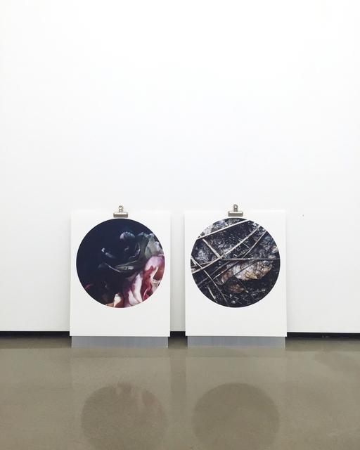 , 'Noli me Tangere I & II,' 2015, Beers London