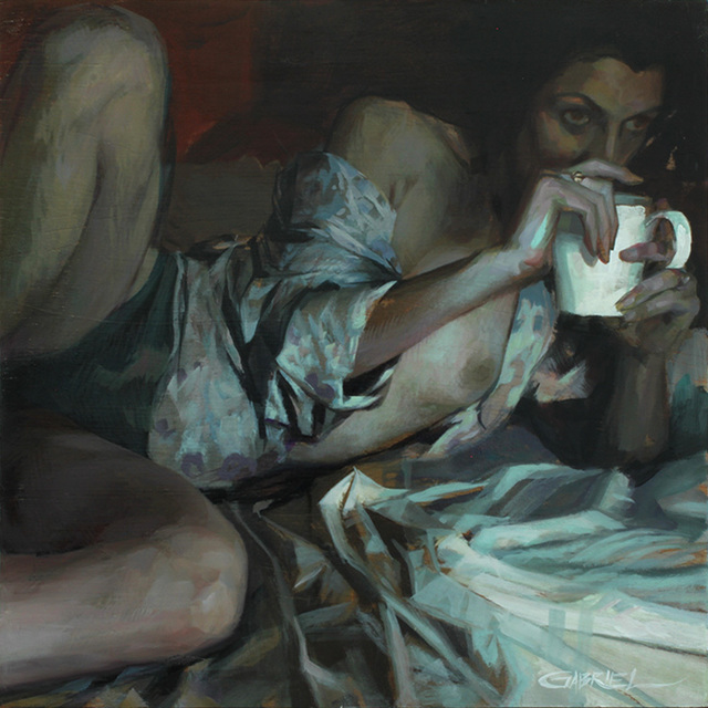 , 'Insomnia 6:00am,' 2018, Carrie Goller Gallery