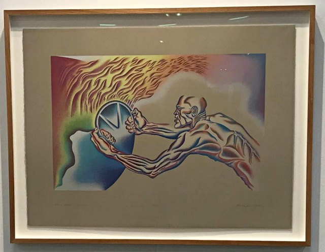 , 'Driving the World to Destruction,' 1988, Alpha 137 Gallery