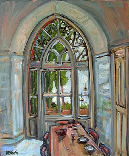 , 'Summer Window,' , Pucker Gallery
