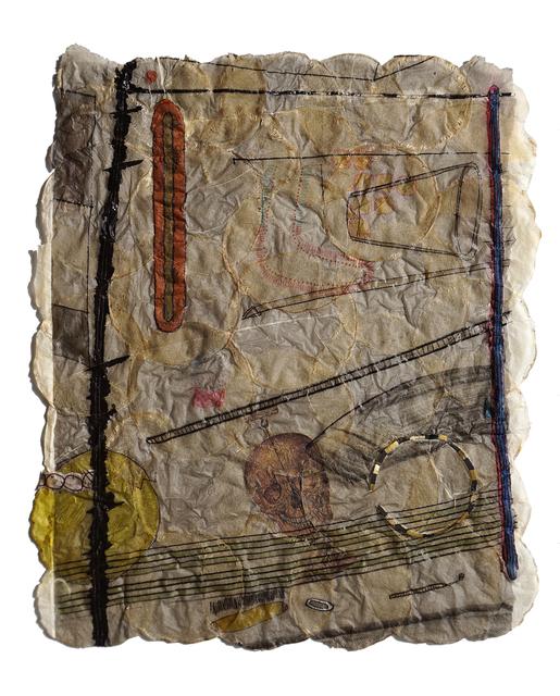 , 'Scales,' 2016, Gallery Espace