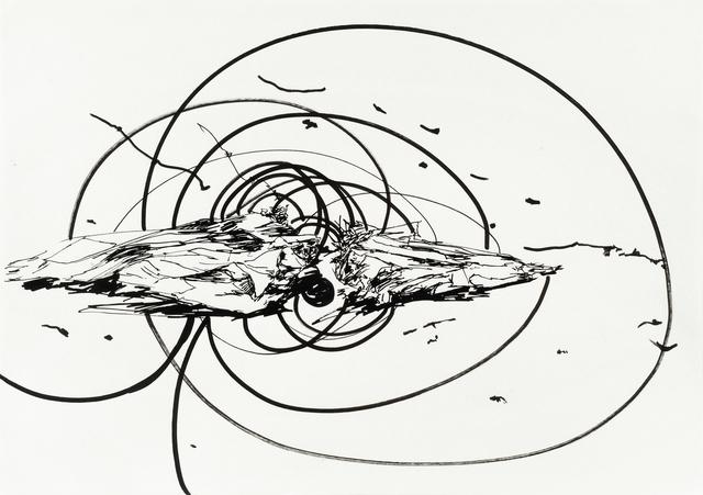 , 'Magnetic hearts 18,' 2008, Galleri Bo Bjerggaard