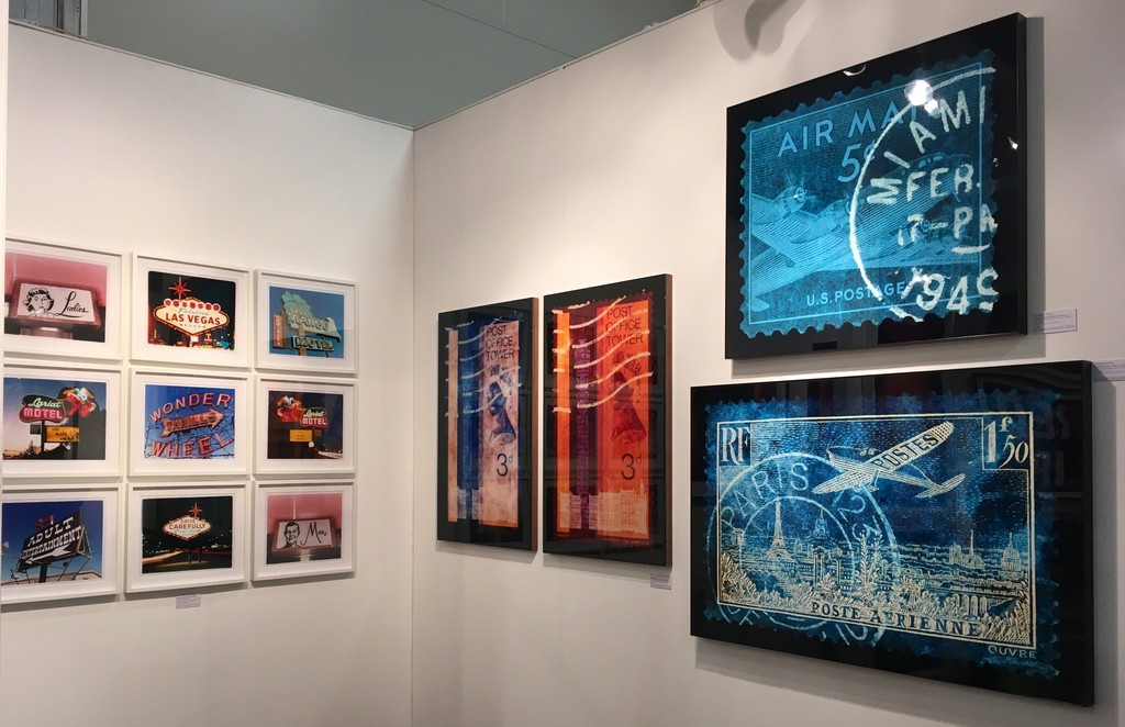 Bleach Box Photography Gallery at Affordable Art Fair Battersea 2017 (Right)