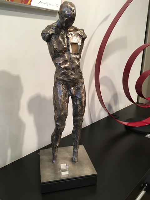 Gail Folwell, 'Part of Me -Male 1/9', 2019, ÆRENA Galleries and Gardens