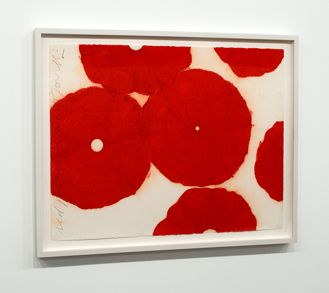 , 'Red Poppies Feb 20 2014,' 2014, Mary Ryan Gallery, Inc