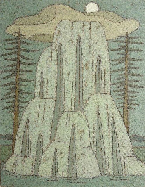 , 'Deep Freeze Mountain,' 2016, Taymour Grahne