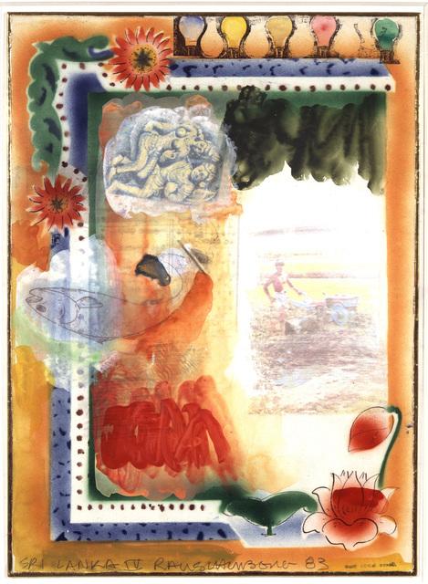 , 'Sri Lanka IV,' 1983, Academy Art Museum
