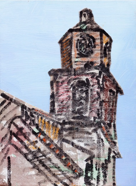 , 'Saint Tropez Tower,' 2017, Galeria Rabieh