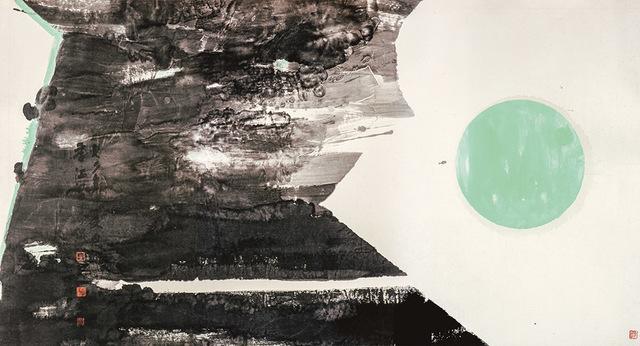 , 'Zen Painting 禪,' 1972, Alisan Fine Arts