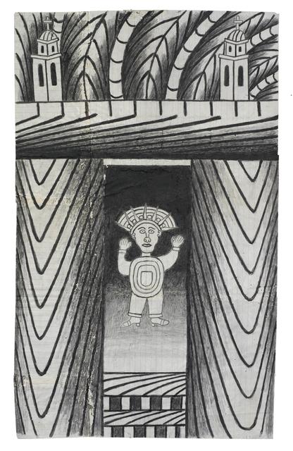 , 'Untitled (Aztec),' ca. 1960, Ricco/Maresca Gallery