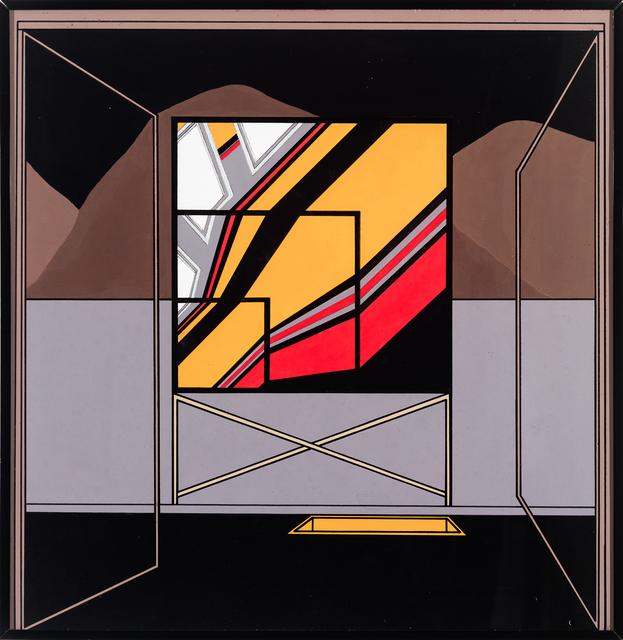 , 'Homenagem a Raymundo Colares ,' 1986, Ronie Mesquita Galeria
