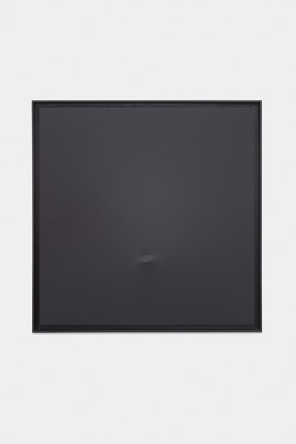 , 'Un ovale nero,' 1978, Almine Rech Gallery