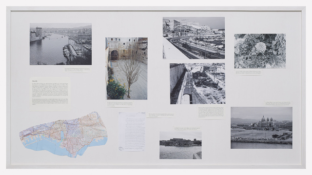 , 'Seeds of change: Marseilles,' 1999-2000, Michel Rein Paris/Brussels