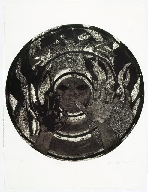 , 'Dejame salir (Let me Out!),' 1998, Fowler Museum at UCLA