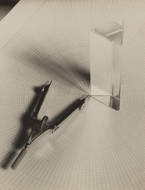 , 'Untitled (Prism, compass, grid),' 1938, Robert Koch Gallery