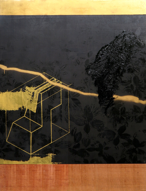 , 'Black Noir,' 2015, Mercedes Viegas Arte Contemporânea