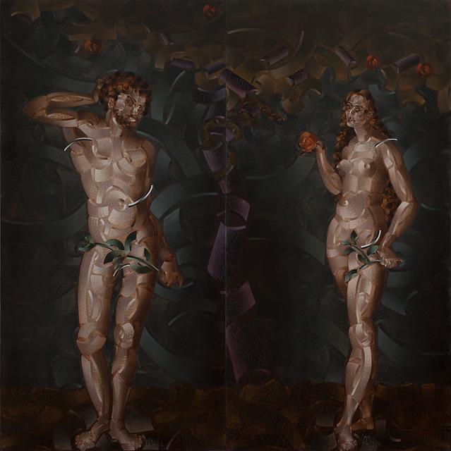 , 'Adem ve Havva,' 2012, Anna Laudel