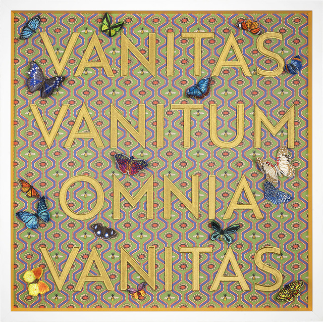 , 'Vanity of Vanities, All is Vanity,' 2018, Miller Gallery