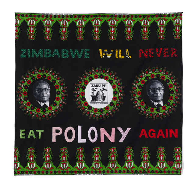 , 'Zimbabwe Will Never Be A Colony Again,' 2016, WHATIFTHEWORLD