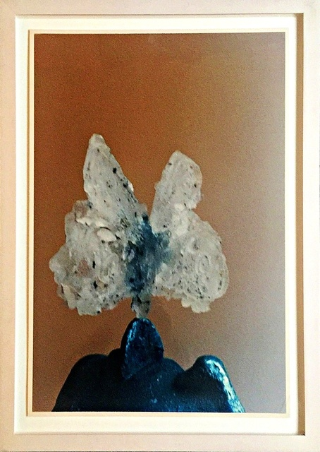 , 'Untitled (from Head with Butterfly),' 1993, Alpha 137 Gallery