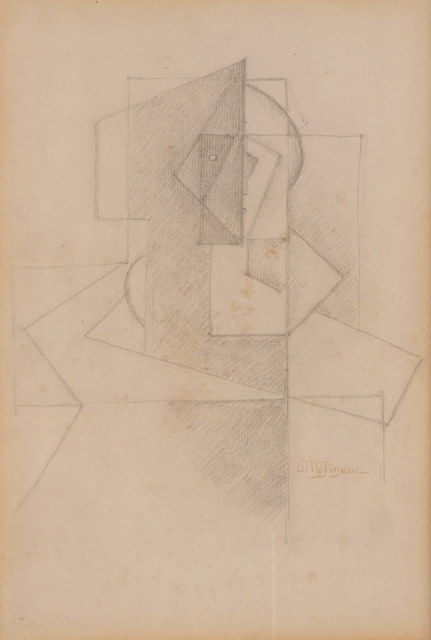 Jean Metzinger, 'Femme', ca. 1916, Doyle