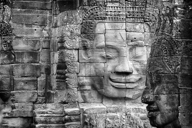 , 'Bayon, Cambodia,' 2016, Peyton Wright Gallery