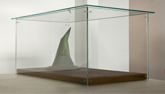 , 'No title (Old witch hat),' 1981-2011, Gagosian Gallery