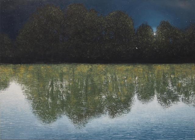 Benoît Trimborn, 'La jour etant la nuit', 2019, M Fine Arts Galerie