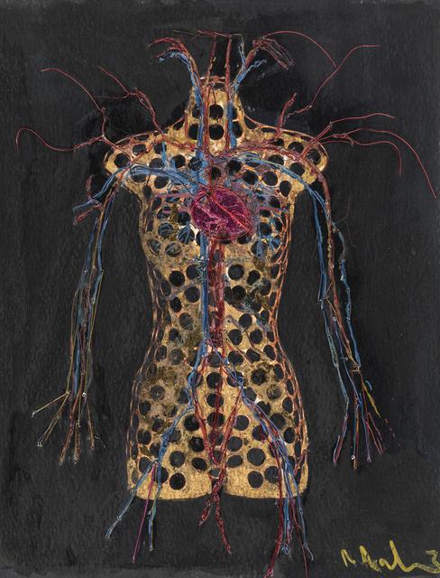 , 'Holy Bodies (Female),' 2016, Pangolin