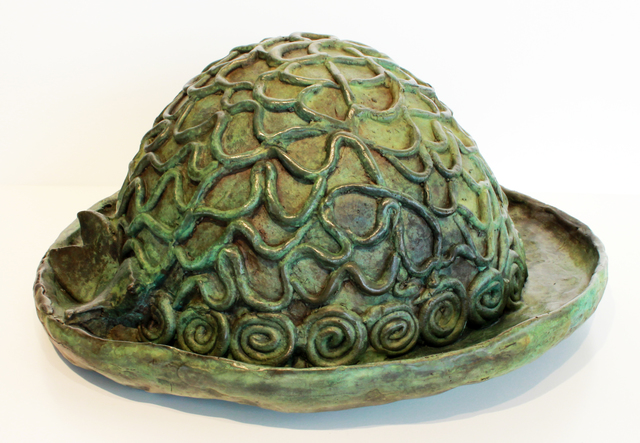 , 'Hat,' Conceived in 1988-casted in 1993, MASAHIRO MAKI GALLERY
