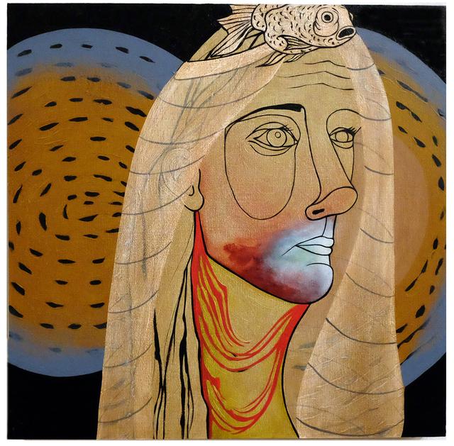 , 'Goldfish Bride,' 2013-2014, ANNO DOMINI