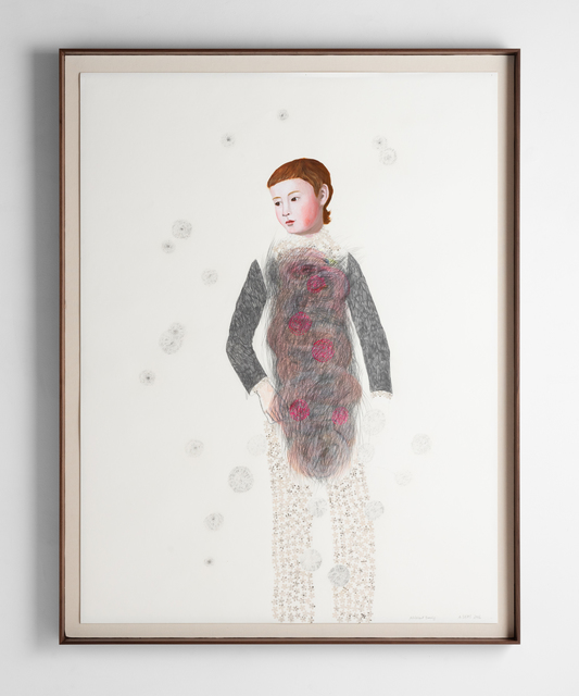 , 'Adolescent Drawing,' , Slete Gallery