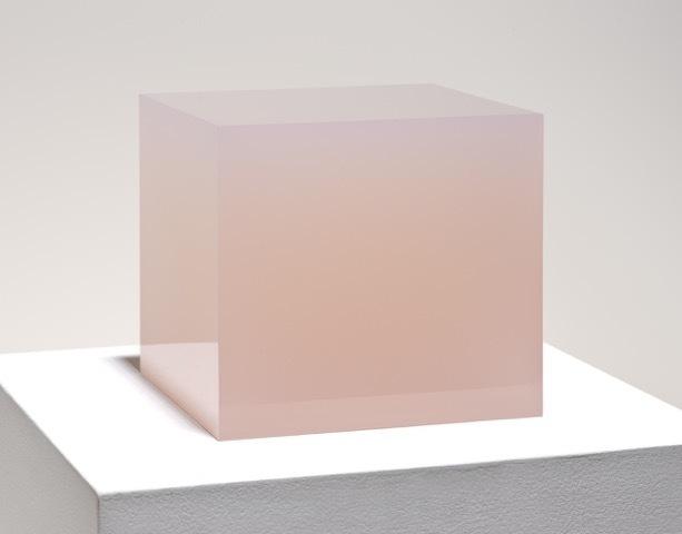 , '10/16/14 (PINK BOX),' 2014, Peter Blake Gallery