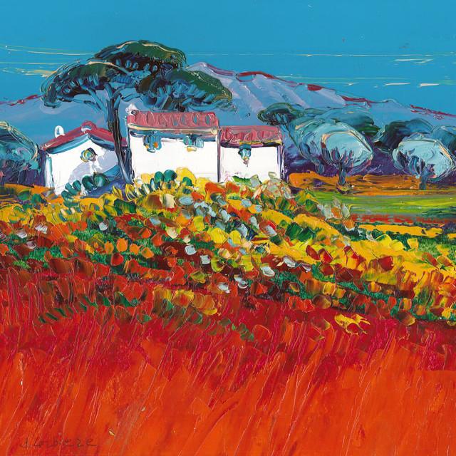 , 'Provence en été,' 2016, Carre D'Artistes