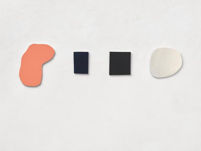Imi Knoebel, 'Elemente S.1', 2018, Galerie Fahnemann