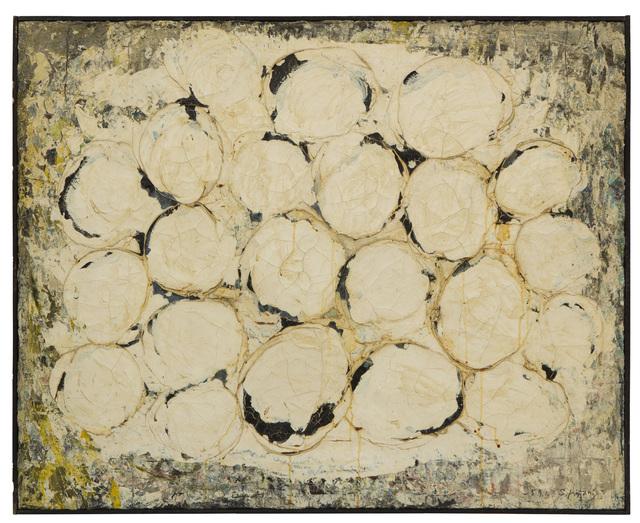 , 'Sakuhin (Work) (T-2200),' 1959, Erik Thomsen