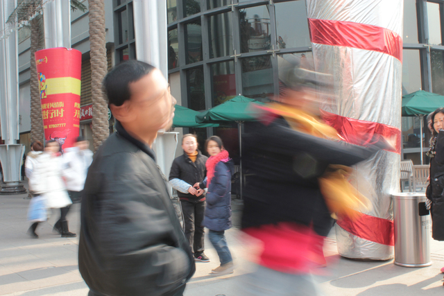 , 'A Slap in Wuhan,' 2010, Eli Klein Gallery