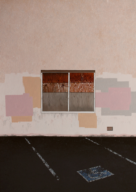 , 'Wall II,' 2017, Hashimoto Contemporary