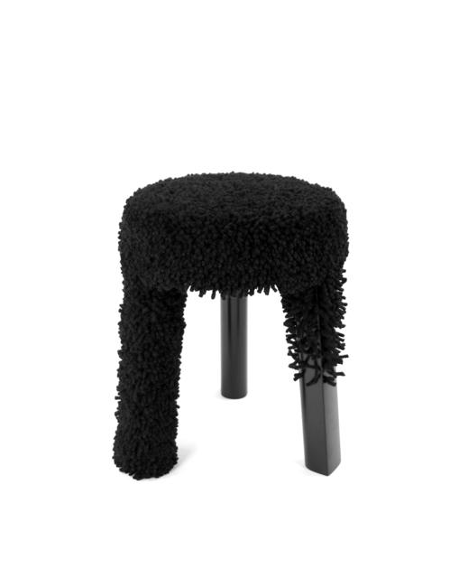 , 'Wintercoat stool,' 2014, stilwerk