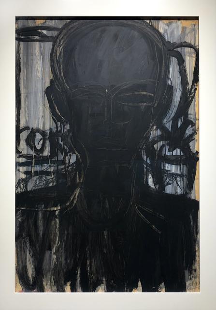 , 'Studio Head,' ca. 1964, David Klein Gallery