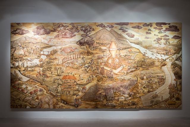Talaandig Artists, 'Memories of the Peoples of the Earth: The Talaandig R/evolution', 2013, Singapore Art Museum (SAM)